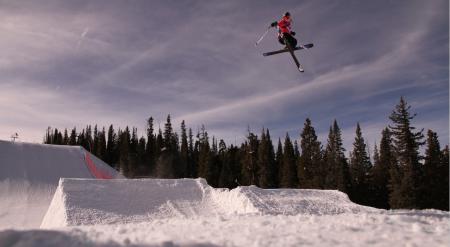 Fire ski har blitt kåret som testvinnere i Fri Flyts store test av parkski de tre siste årene. Foto: Geilo Skisenter
