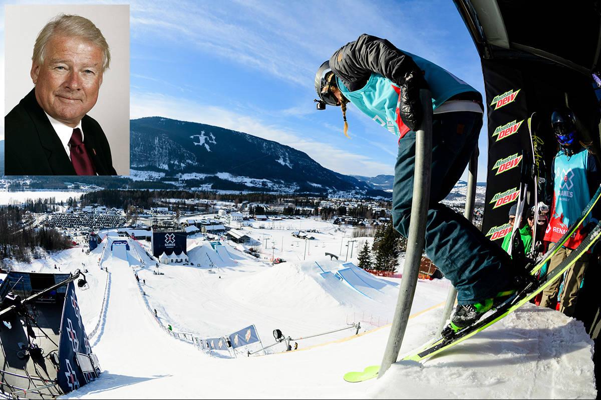 X Games Hafjell Carl i. Hagen