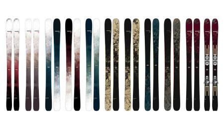 FRA TO TIL FJORTEN: Rossignols Black Ops-serie får en temmelig omfattende utvidelse til neste vinter.