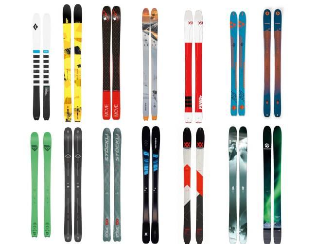 Her er 15 av sesongens allsidige toppturski