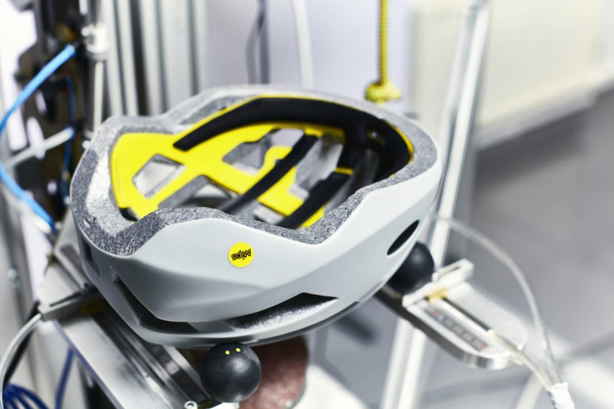 NYTT SAMARBEID: Nå skal POC ta i bruk MIPS sin teknologi i hjelmene igjen. Foto: MIPS