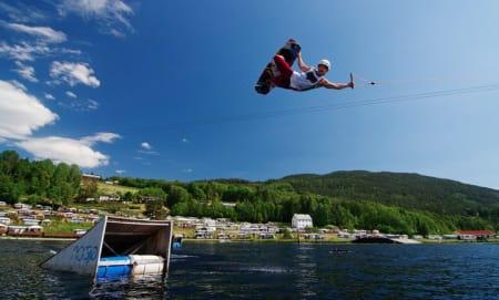4. PLASS: John Sørensen kom på 4. plass i NM. Foto: Daniel Mikkelsen