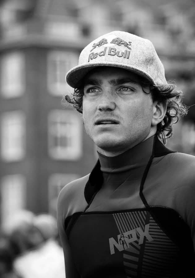 PÅ TREDJE: Remi Meum. Foto: Samon Vidic/ Red Bull photo files