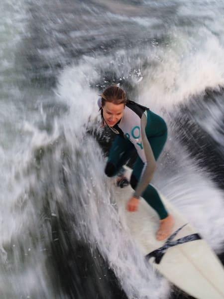 GUTTENE MOT JENTENE: Hvis Katrine Røed finner veien ned til NM, blir hun garantert en favoritt - også om hun konkurrerer mot gutta.