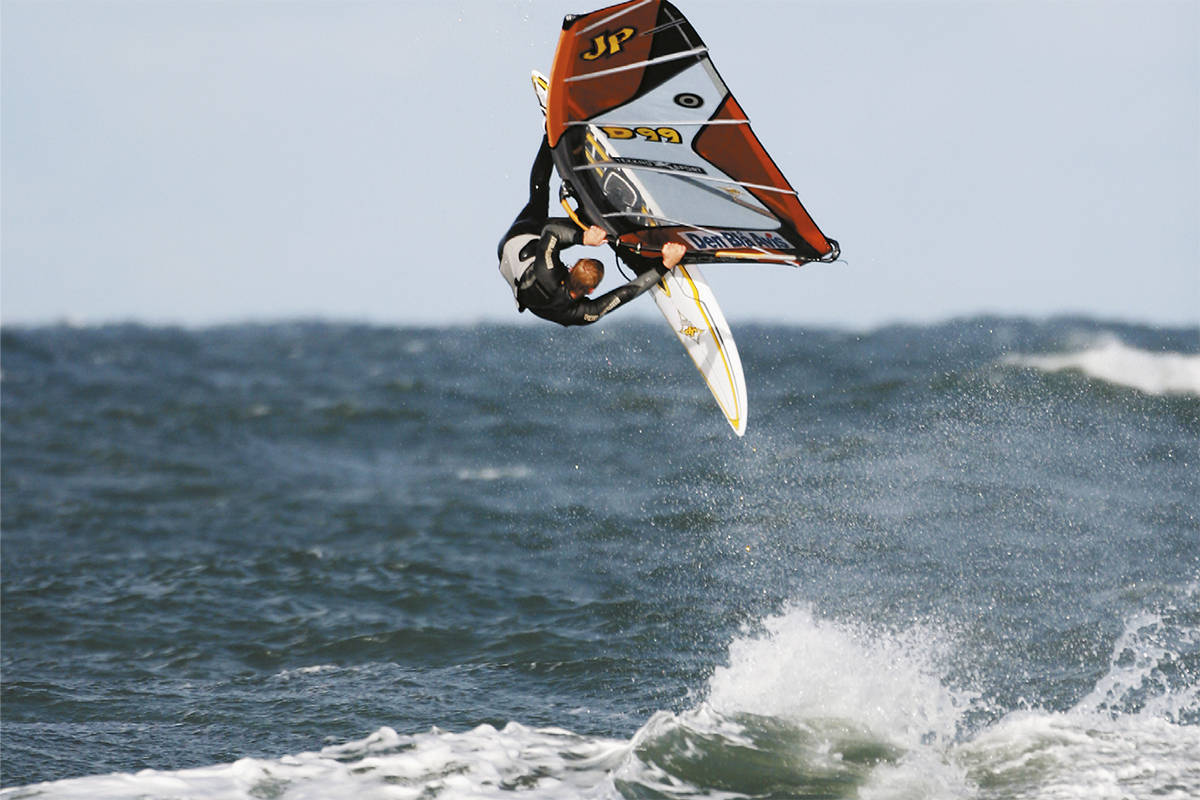 Windsurf jylland