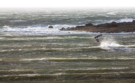 LEVERTE: Hvaler leverte varene denne høsten. Foto: Lars Petter Skillestad