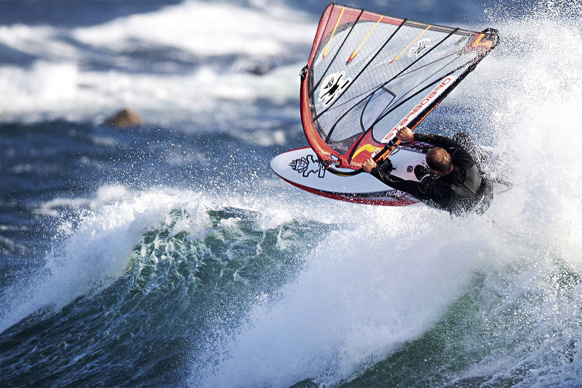 Windsurfing lista