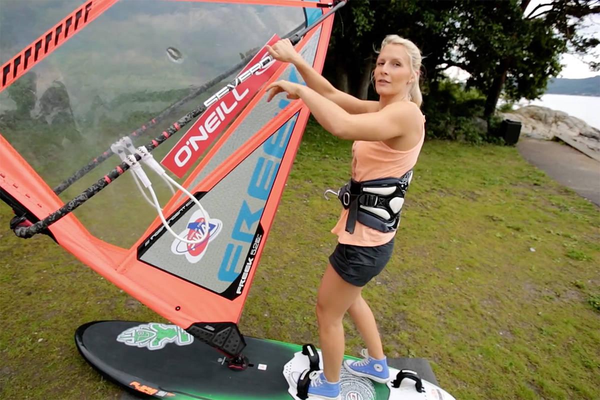 windsurf oda johanne stokstad brødholt jibb