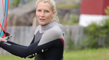 Oda Johanne Stokstad Brødholt windsurf windsurfing