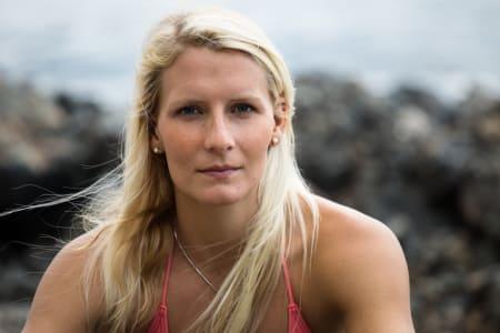 NEST BEST I VERDEN: Oda Johanne Stokstad Brødholt overgikk seg selv i verdenscupen og fikk til slutt en sammenlagt andreplass. Bilde: Christian Nerdrum