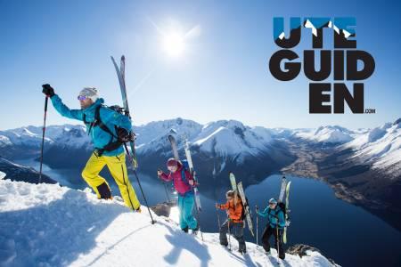 Guidede turer High Camp Sunnmøre. Foto: Håvard Myklebust