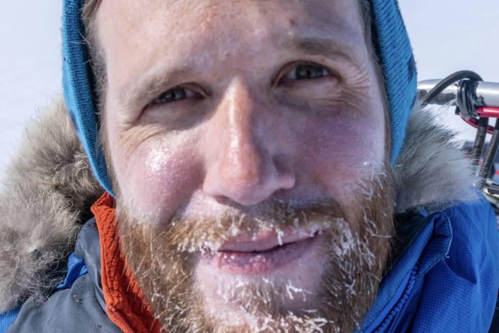 Tord Are Meisterplass ble lam etter en skiulykke, men drømmen om å krysse Grønland stoppet han ikke.