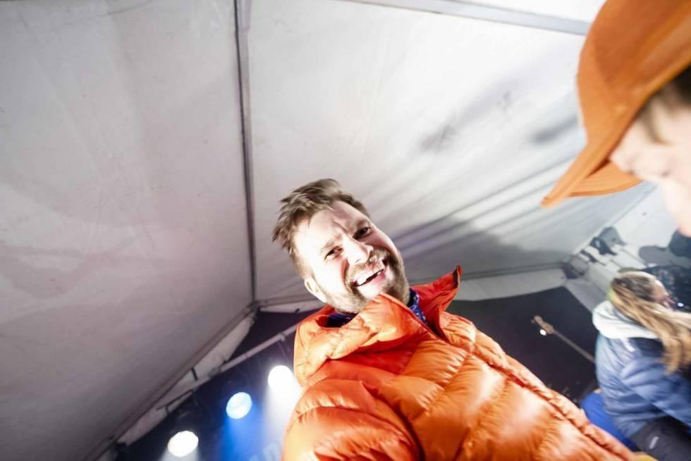 Jon Håvard Strømsnes er kjent for å skape liv og røre under High Camp.