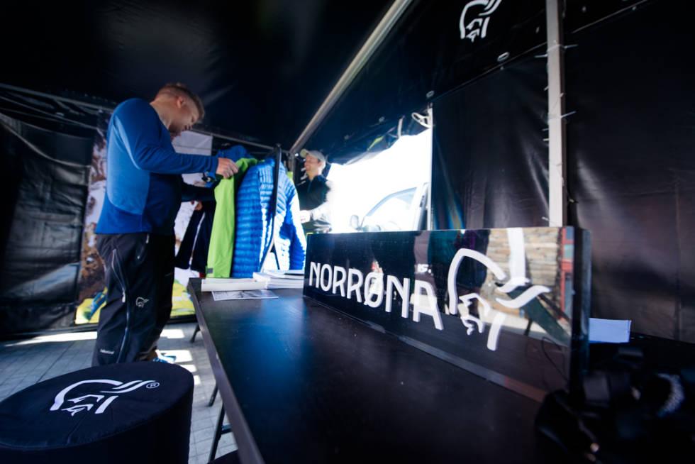 Norrøna, High Camp