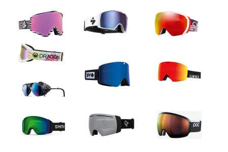 Goggles skibriller