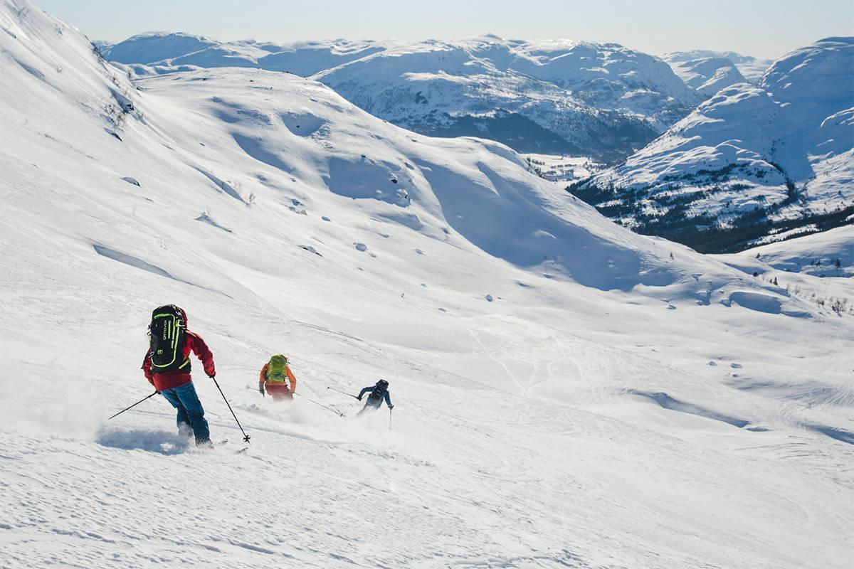 Skiterreng Norge