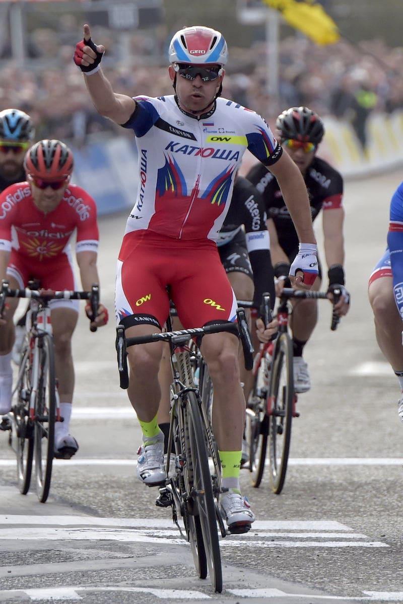 Kristoff won Flanders 2015 - Cor Vos 800x1200