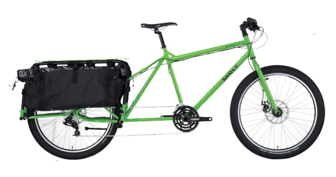 Gronn-sykkel