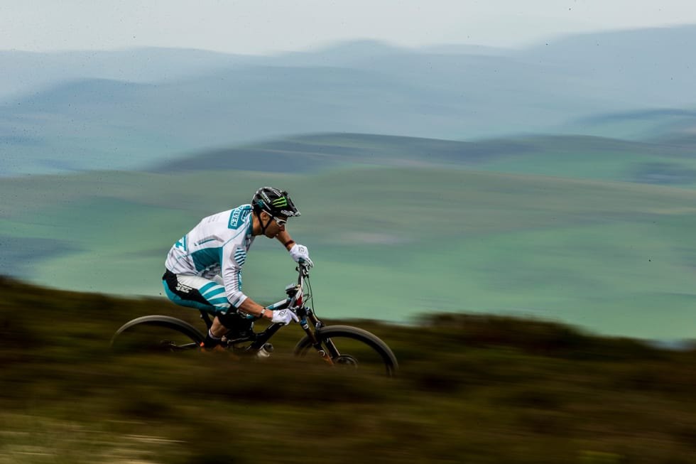 ENDURO-KONGE: Jared Graves er regnet som verdens beste endurosyklist. Han går fra Yeti til Specialized.