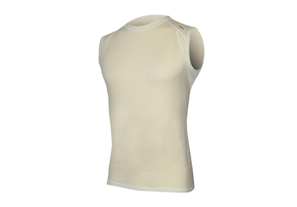 ULL UTEN ERMER: BaaBaa-trøya holder deg varm, enten du er tørr eller svett.