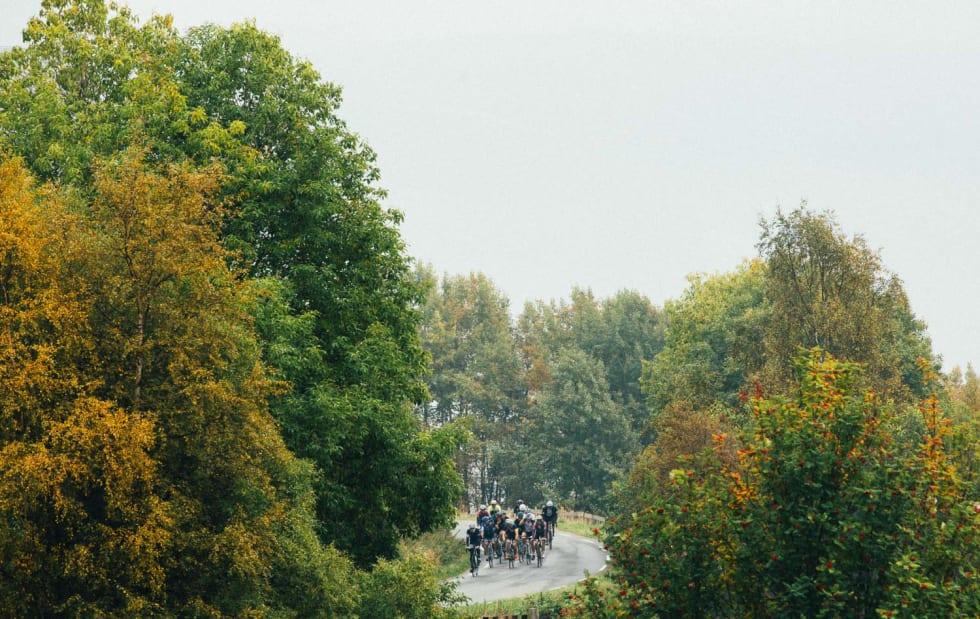 SAMLET FELT: Samling handler om å ha det gøy på sykkelen - sammen.
