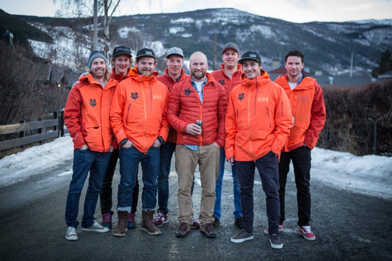 I 2017 blir Høkkers Invitational arrangert for andre gang. Mange kjente frikjørere er allerede bekreftet til konkurransen.