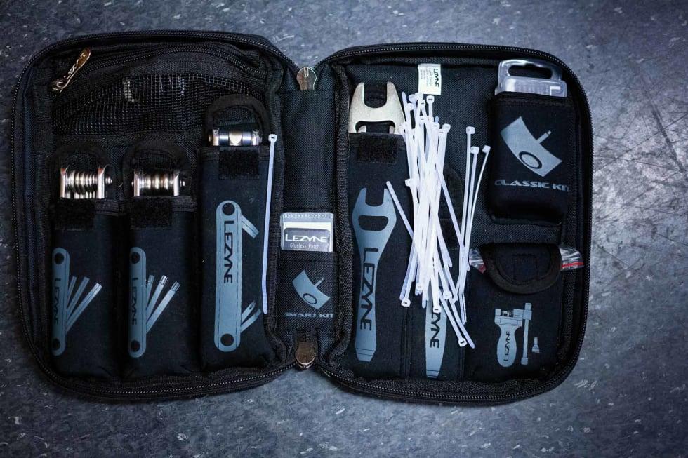 Essensielle verktøy er superpraktisk å ha med på tur.