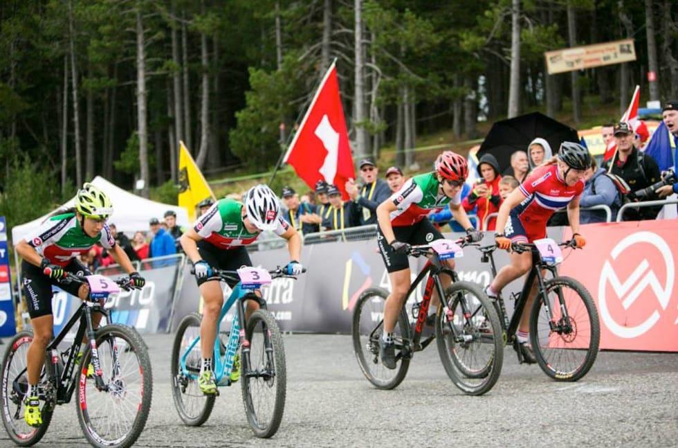 Ingrid Sofie Bøe Jacobsen VM-sølv Andorra