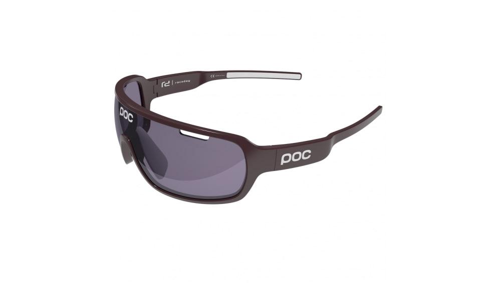 SVENSKE: Og brillene skal være svenske - Poc DO Halfblade Raceday er supre alternativ til det andre store brillemerket.