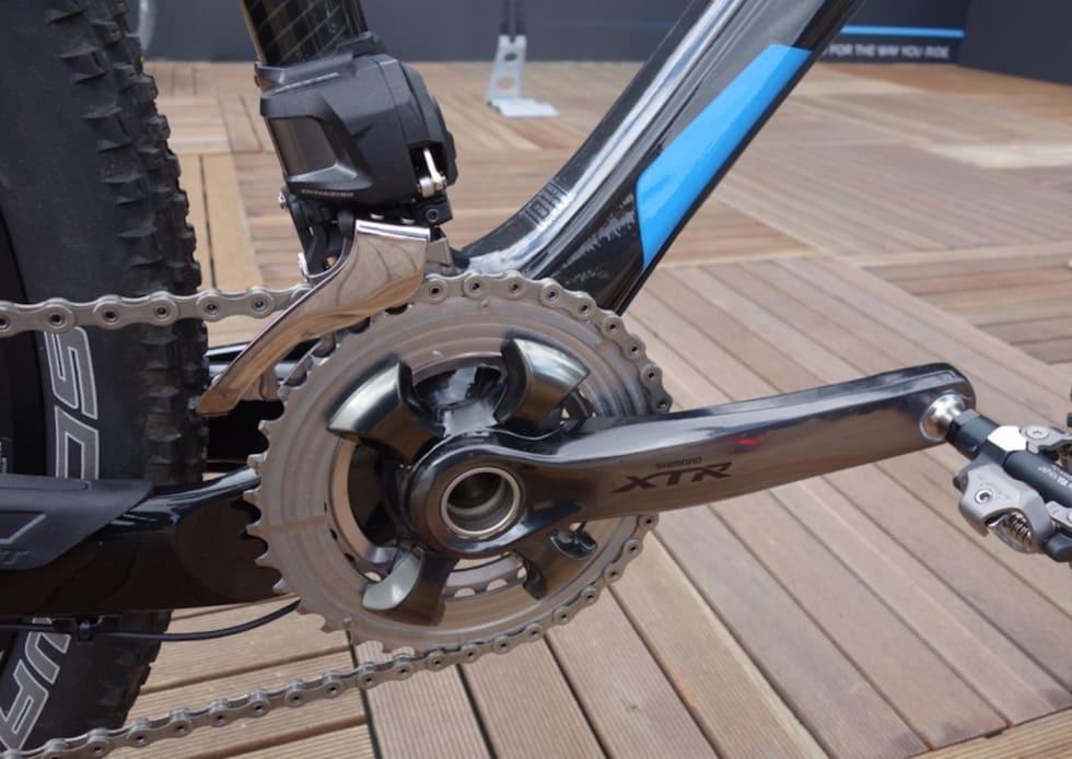 Shimano XTR Di2 Foto Ole Ch Fagerli 1400x924