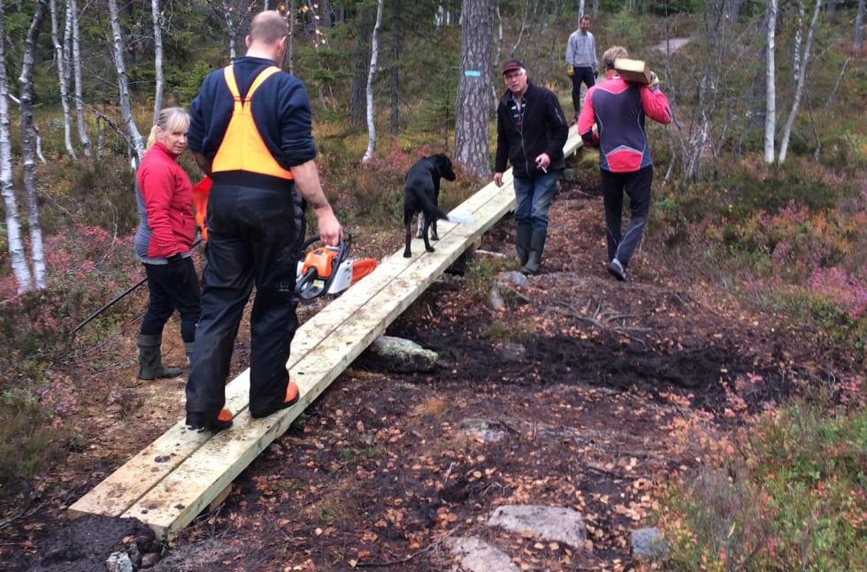 Klopping NOTS Drammen - Foto Simen Filseth 1400x924