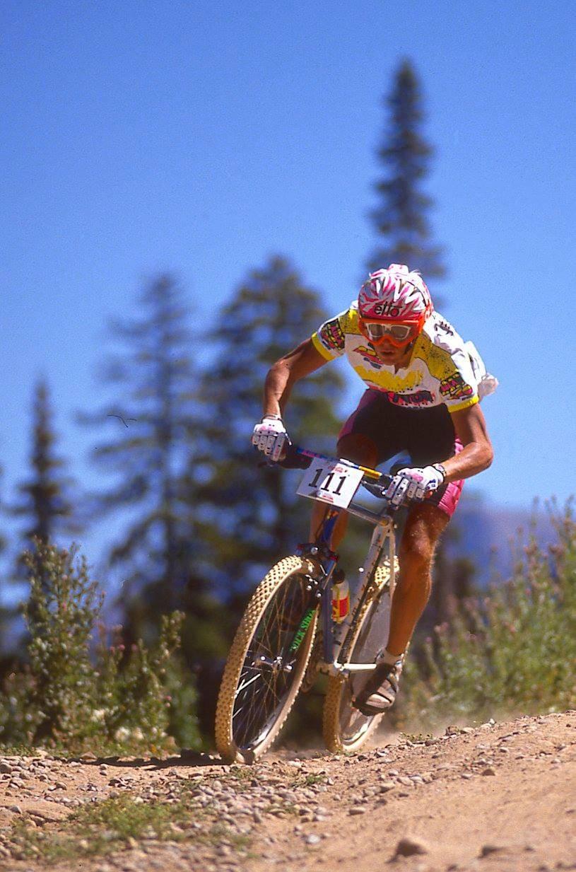 UTFORMESTEREN: Greg Herbold var utforspesialisten som fikk æren av å vinne tidenes første VM-gull.