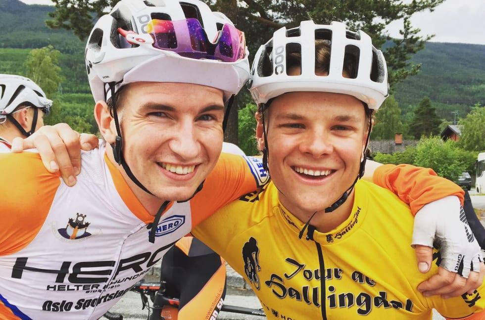 Sindre Haugsvær IK Hero - Ola Jorde - TdH 2015 - Alpers