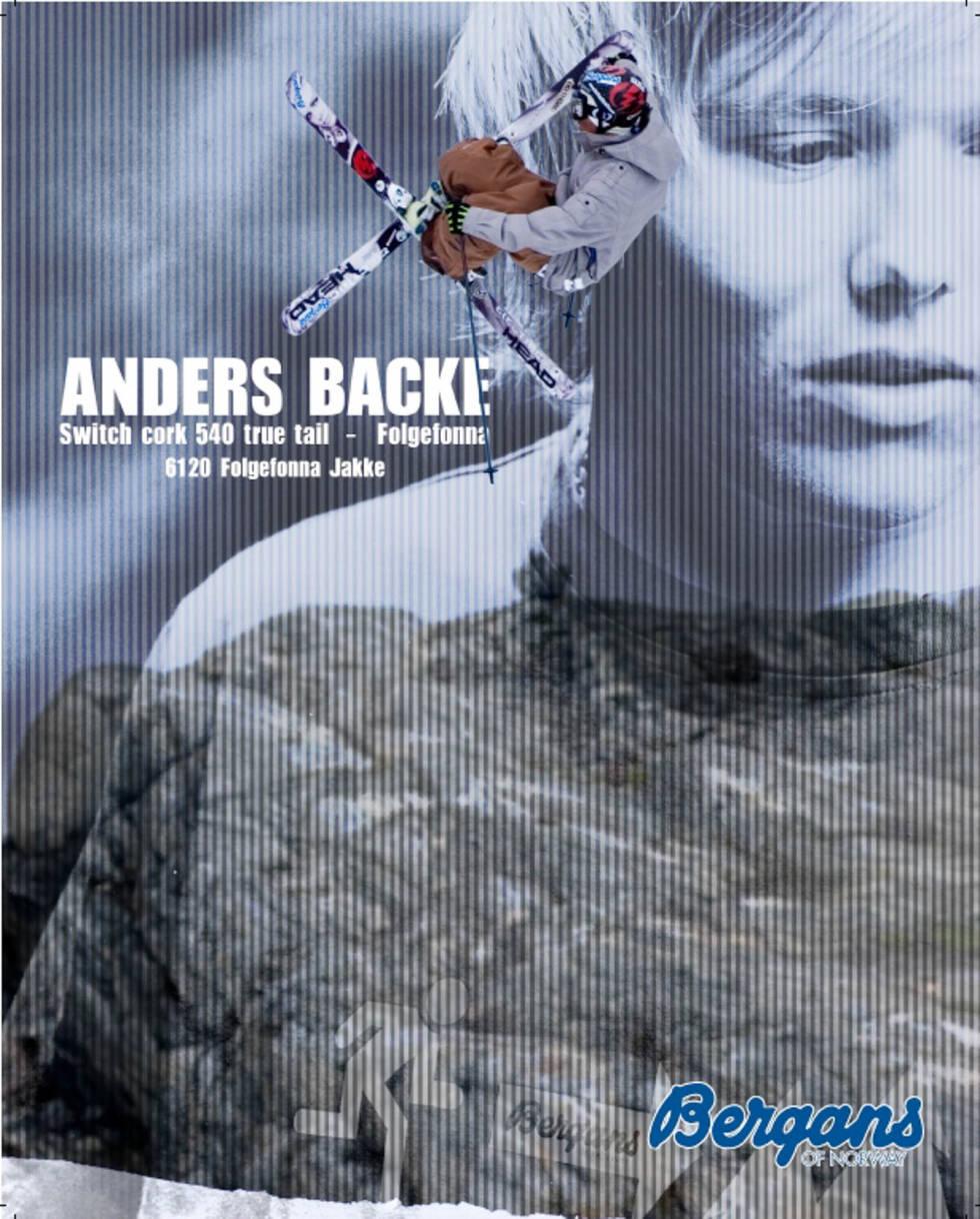 Anders Backe Bergans