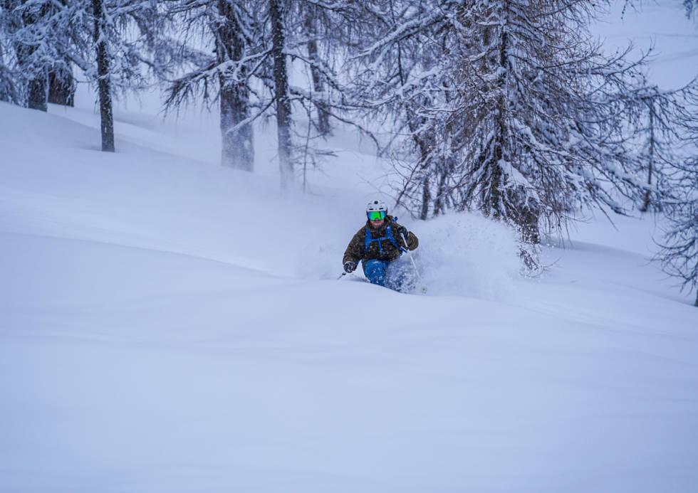 Magnus Hovden Utkilen i Alpene