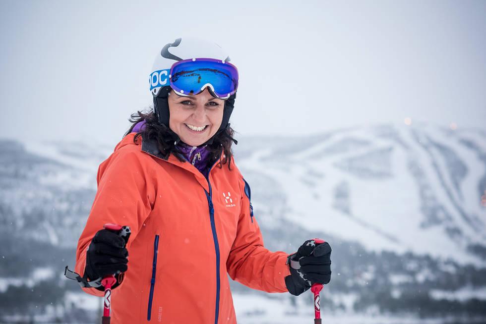 Camilla Sylling Clausen, leder i ALF.