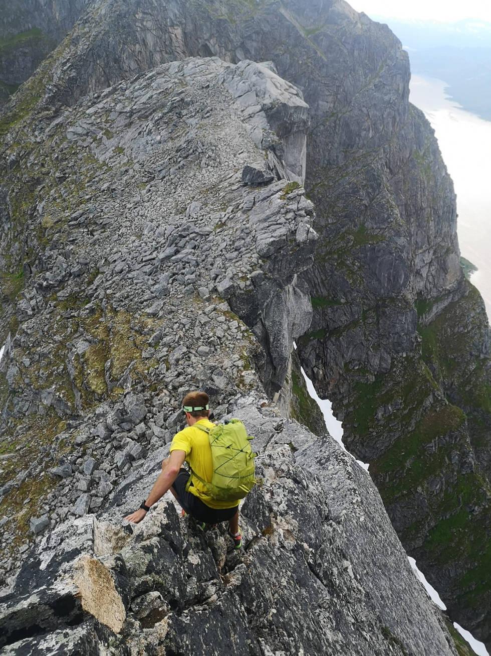 Eivind Wergeland Jacobsen Ersfjordtraversen