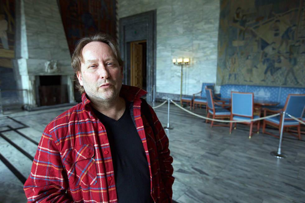 ENIGE: Hafjell og Henning Andersen (bildet) er enige om en avtale om bruk av anlegget til X Games. Her fra en tidligere anledning. Foto: Anders Holtet