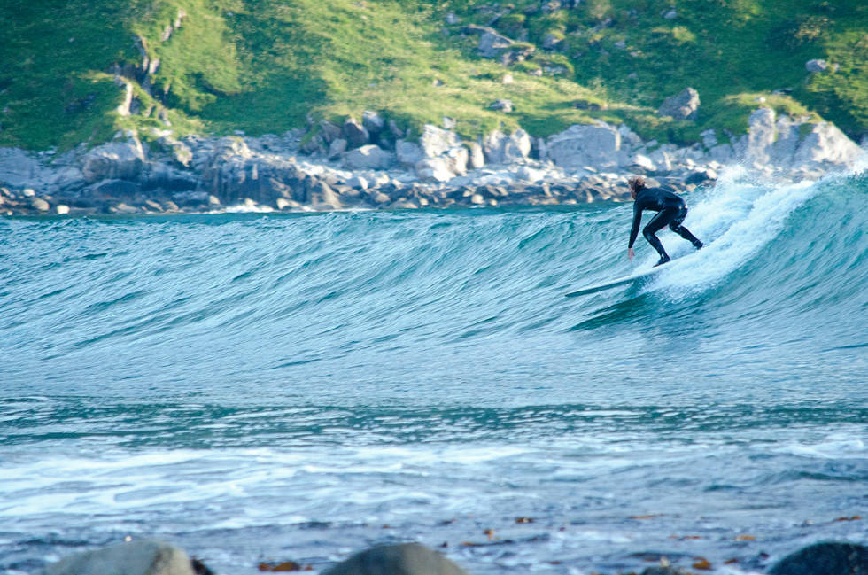 Surf Hoddevika