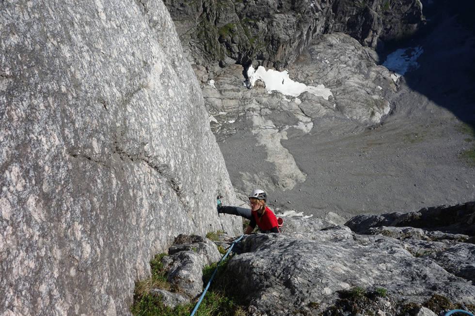 Jannike Svensvik Trollveggen
