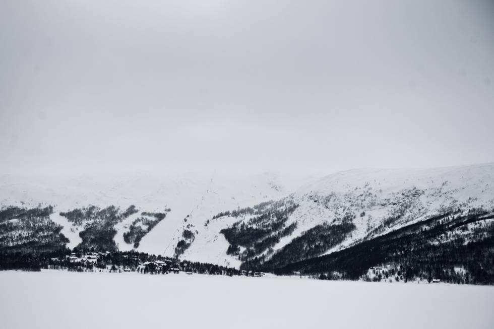 Lemomsjøen Vågå