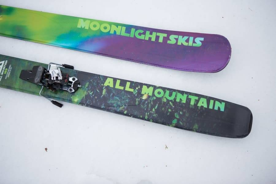 Moonlight-lett-ski