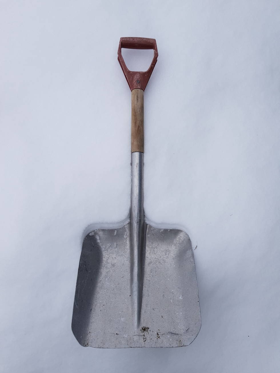 Norske redningshunder spade