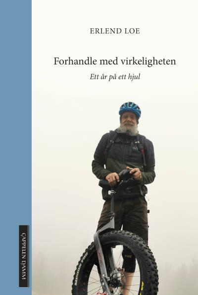 Erlend Loe bok om enhjulssykling