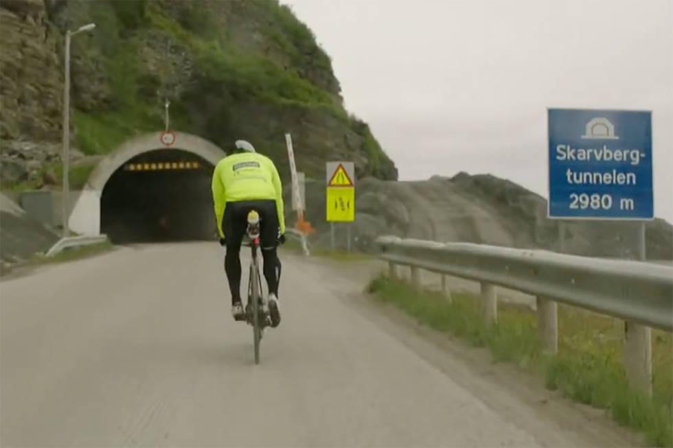Øystein Dahl Skarvbergtunnelen