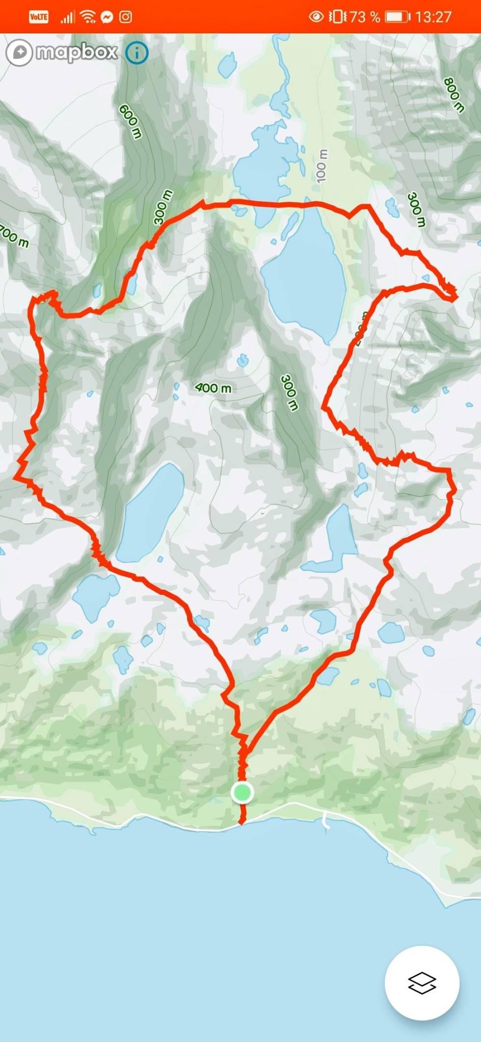 vannøya vanntinden kart