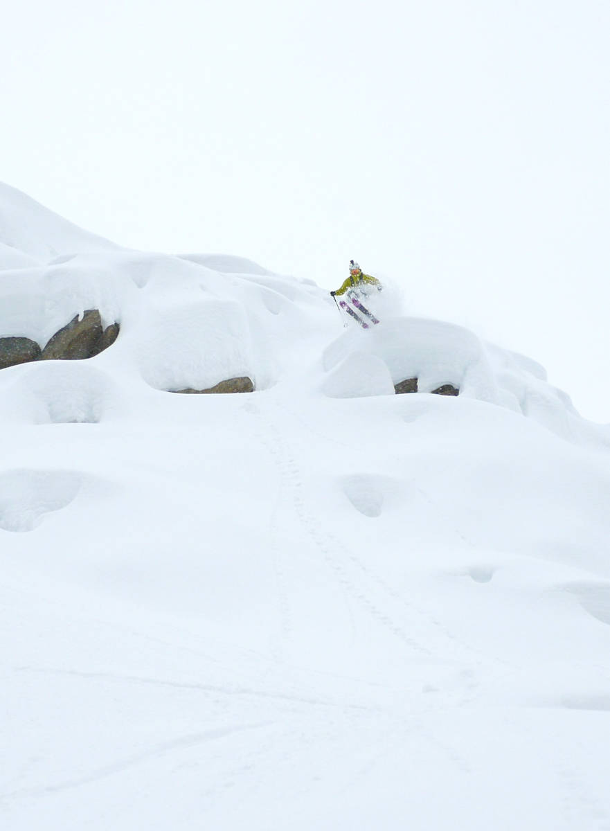 Heidi Aaring skidrop