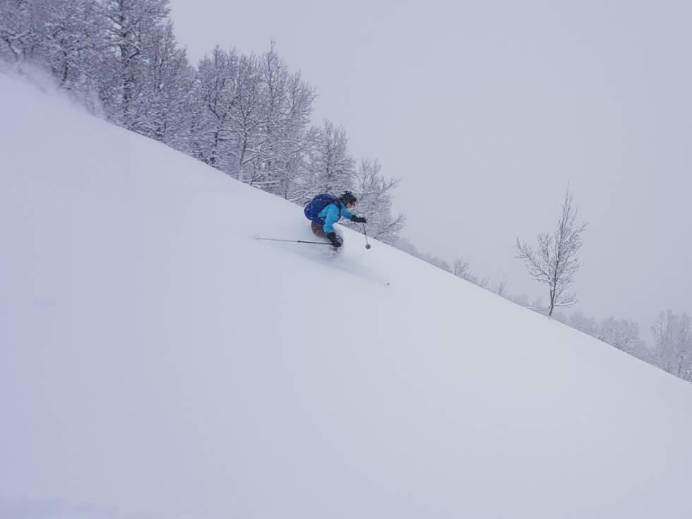 Pudder i Romsdalen