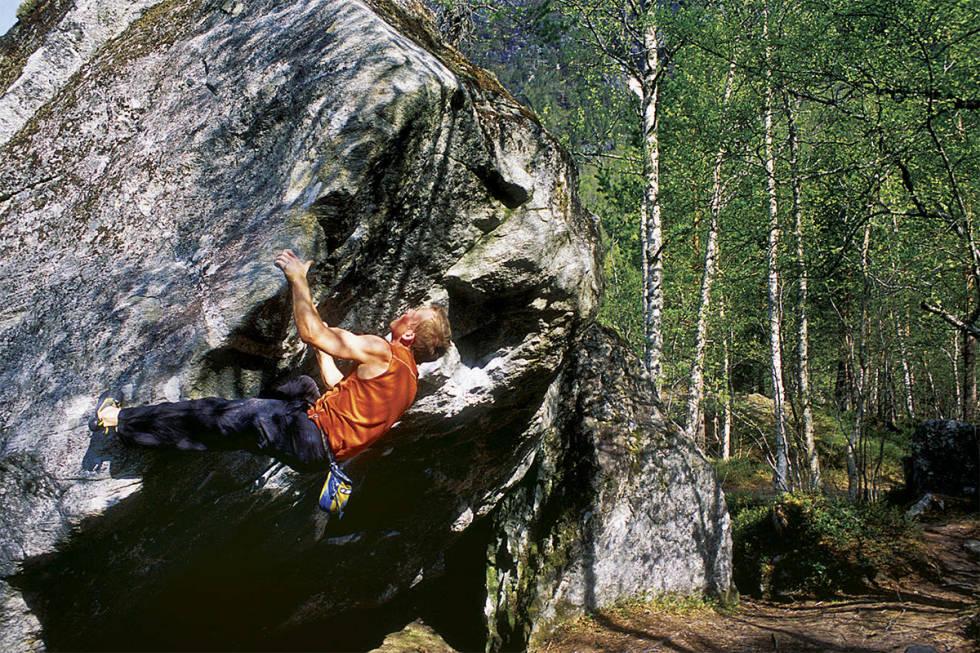 Buldring Romsdalen