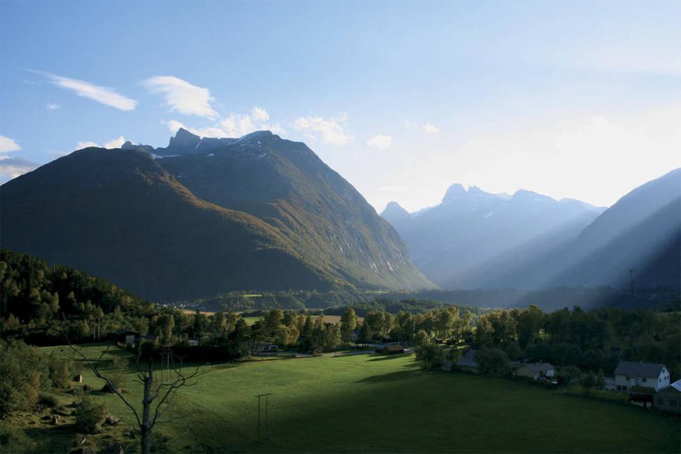 Klatring Romsdalen